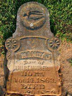 MOUSER, MANDIA - Sebastian County, Arkansas | MANDIA MOUSER - Arkansas Gravestone Photos