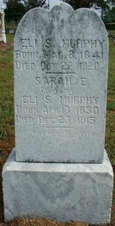 MURPHY, ELI S. - Sebastian County, Arkansas | ELI S. MURPHY - Arkansas Gravestone Photos