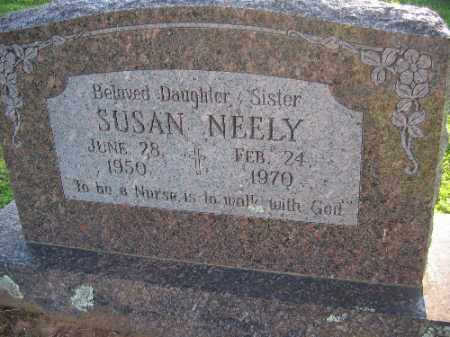 NEELY, SUSAN - Sebastian County, Arkansas | SUSAN NEELY - Arkansas Gravestone Photos
