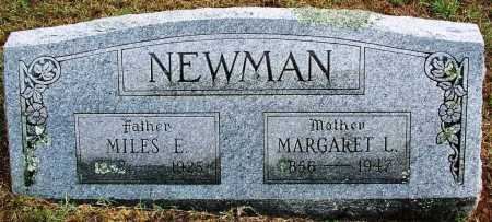 NEWMAN, MARGARET L. - Sebastian County, Arkansas | MARGARET L. NEWMAN - Arkansas Gravestone Photos