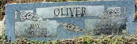 OLIVER, MAY - Sebastian County, Arkansas | MAY OLIVER - Arkansas Gravestone Photos