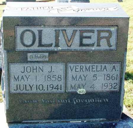 OLIVER, JOHN J - Sebastian County, Arkansas | JOHN J OLIVER - Arkansas Gravestone Photos