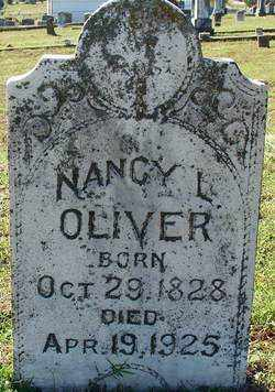 OLIVER, NANCY L - Sebastian County, Arkansas | NANCY L OLIVER - Arkansas Gravestone Photos