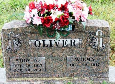 OLIVER, TROY D - Sebastian County, Arkansas | TROY D OLIVER - Arkansas Gravestone Photos