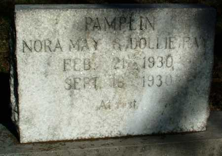 PAMPLIN, DOLLIE FAY - Sebastian County, Arkansas | DOLLIE FAY PAMPLIN - Arkansas Gravestone Photos