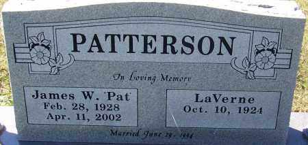 "PATTERSON, JAMES W ""PAT"" - Sebastian County, Arkansas 