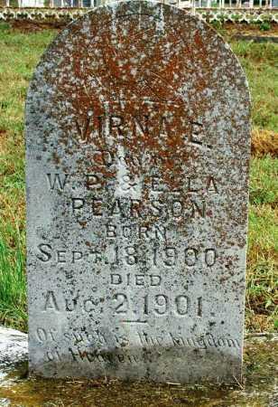 PEARSON, VIRNA E. - Sebastian County, Arkansas | VIRNA E. PEARSON - Arkansas Gravestone Photos