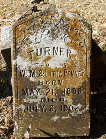 PENNY, TURNER - Sebastian County, Arkansas | TURNER PENNY - Arkansas Gravestone Photos