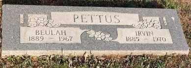 TURNER PETTUS, BEULAH - Sebastian County, Arkansas | BEULAH TURNER PETTUS - Arkansas Gravestone Photos