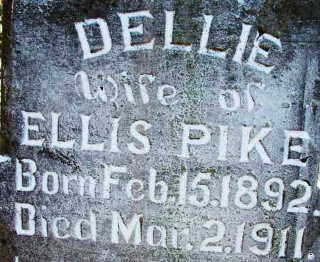 PIKE, DELLIE - Sebastian County, Arkansas | DELLIE PIKE - Arkansas Gravestone Photos