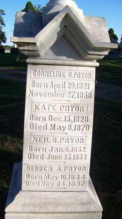 "PRYOR, SARAH ANN ""KATE"" - Sebastian County, Arkansas 