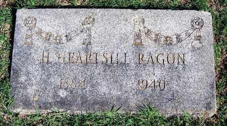 RAGON (FAMOUS) (HOLD), HEARTSILL - Sebastian County, Arkansas | HEARTSILL RAGON (FAMOUS) (HOLD) - Arkansas Gravestone Photos