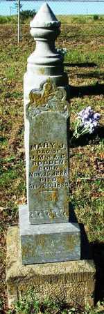 RODDEN, MARY J. - Sebastian County, Arkansas | MARY J. RODDEN - Arkansas Gravestone Photos