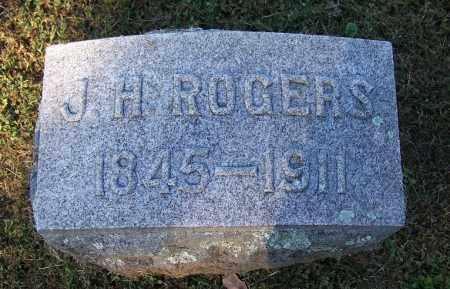 ROGERS, JOHN HENRY - Sebastian County, Arkansas | JOHN HENRY ROGERS - Arkansas Gravestone Photos