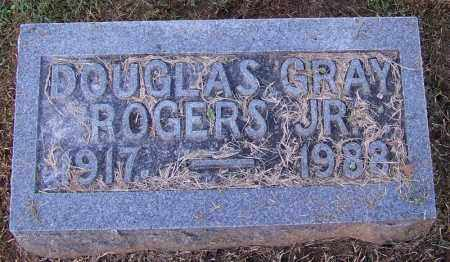 ROGERS, JR., DOUGLAS GRAY - Sebastian County, Arkansas | DOUGLAS GRAY ROGERS, JR. - Arkansas Gravestone Photos
