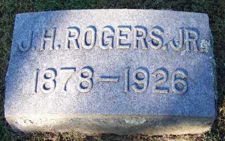 ROGERS, JR., J. H. - Sebastian County, Arkansas | J. H. ROGERS, JR. - Arkansas Gravestone Photos
