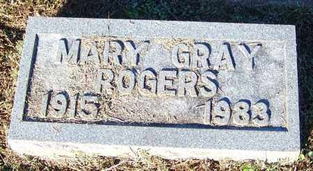 GRAY ROGERS, MARY - Sebastian County, Arkansas | MARY GRAY ROGERS - Arkansas Gravestone Photos