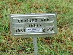 SADLER, CHARLES NUB - Sebastian County, Arkansas | CHARLES NUB SADLER - Arkansas Gravestone Photos