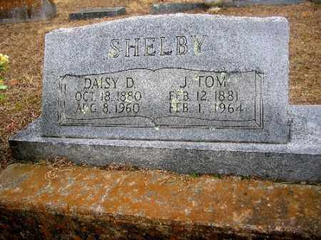 SHELBY, DAISY D. - Sebastian County, Arkansas | DAISY D. SHELBY - Arkansas Gravestone Photos