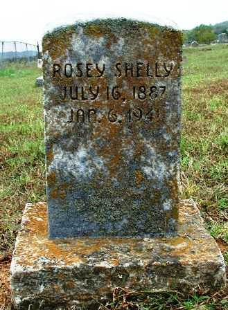 SHELLY, ROSEY - Sebastian County, Arkansas | ROSEY SHELLY - Arkansas Gravestone Photos