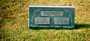 MONK SHEPARD, NANCY ELIZABETH - Sebastian County, Arkansas | NANCY ELIZABETH MONK SHEPARD - Arkansas Gravestone Photos
