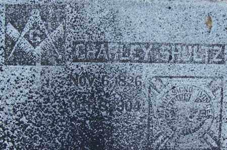 SHULTZ, CHARLEY - Sebastian County, Arkansas | CHARLEY SHULTZ - Arkansas Gravestone Photos