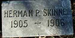 SKINNER, HERMAN P. - Sebastian County, Arkansas | HERMAN P. SKINNER - Arkansas Gravestone Photos