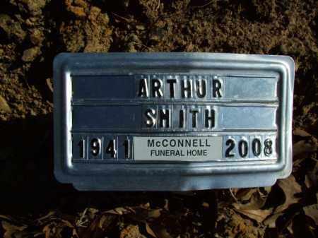 SMITH, ARTHUR - Sebastian County, Arkansas | ARTHUR SMITH - Arkansas Gravestone Photos
