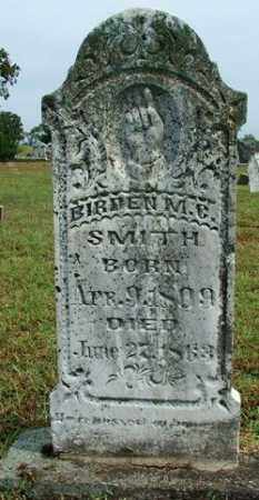 SMITH, BIRDEN M. C. - Sebastian County, Arkansas | BIRDEN M. C. SMITH - Arkansas Gravestone Photos