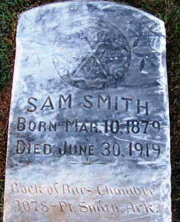 SMITH, SAM - Sebastian County, Arkansas | SAM SMITH - Arkansas Gravestone Photos