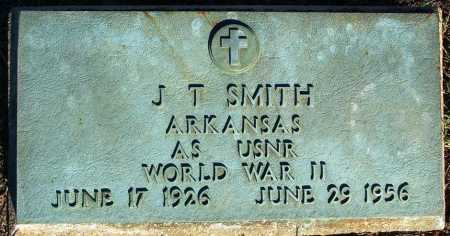 SMITH (VETERAN WWII), J T - Sebastian County, Arkansas | J T SMITH (VETERAN WWII) - Arkansas Gravestone Photos