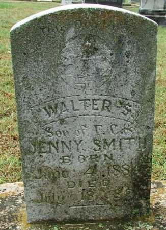 SMITH, WALTER S - Sebastian County, Arkansas | WALTER S SMITH - Arkansas Gravestone Photos