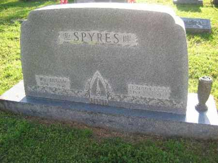 CLAY, ROSE SPYRES - Sebastian County, Arkansas | ROSE SPYRES CLAY - Arkansas Gravestone Photos