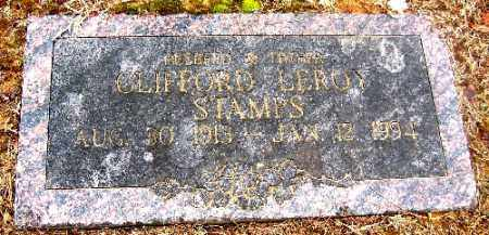 STAMPS, CLIFFORD LEROY - Sebastian County, Arkansas | CLIFFORD LEROY STAMPS - Arkansas Gravestone Photos
