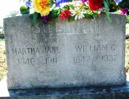 STEELMAN, MARTHA JANE - Sebastian County, Arkansas | MARTHA JANE STEELMAN - Arkansas Gravestone Photos