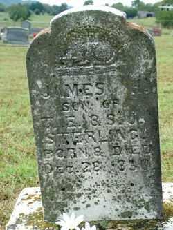STERLING, JAMES H. - Sebastian County, Arkansas   JAMES H. STERLING - Arkansas Gravestone Photos