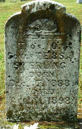 STERLING, THO'S O. - Sebastian County, Arkansas | THO'S O. STERLING - Arkansas Gravestone Photos