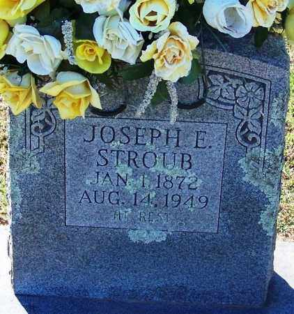 STROUB, JOSEPH E - Sebastian County, Arkansas | JOSEPH E STROUB - Arkansas Gravestone Photos