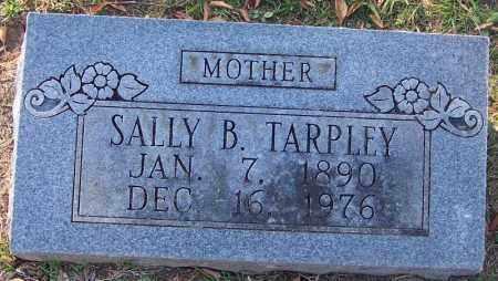 TARPLEY, SALLY B - Sebastian County, Arkansas | SALLY B TARPLEY - Arkansas Gravestone Photos
