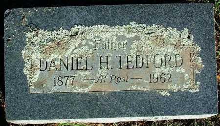TEDFORD, DANIEL H. - Sebastian County, Arkansas | DANIEL H. TEDFORD - Arkansas Gravestone Photos