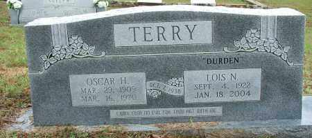 TERRY, OSCAR H. - Sebastian County, Arkansas | OSCAR H. TERRY - Arkansas Gravestone Photos