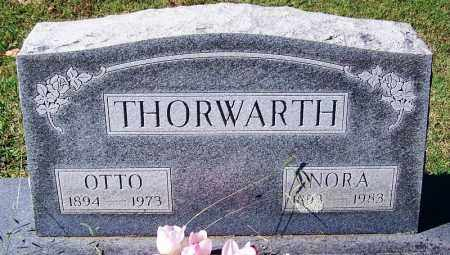 THORWARTH, NORA - Sebastian County, Arkansas | NORA THORWARTH - Arkansas Gravestone Photos