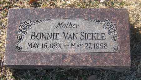 VAN SICKLE, BONNIE - Sebastian County, Arkansas | BONNIE VAN SICKLE - Arkansas Gravestone Photos