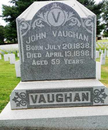 VAUGHAN (VETERAN), JOHN - Sebastian County, Arkansas | JOHN VAUGHAN (VETERAN) - Arkansas Gravestone Photos
