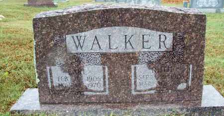 WALKER, RUTH - Sebastian County, Arkansas | RUTH WALKER - Arkansas Gravestone Photos