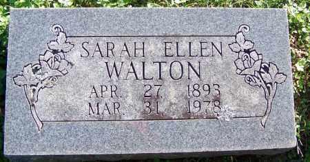 WALTON, SARAH ELLEN - Sebastian County, Arkansas | SARAH ELLEN WALTON - Arkansas Gravestone Photos