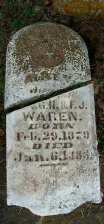 WAREN, ALICE V. - Sebastian County, Arkansas | ALICE V. WAREN - Arkansas Gravestone Photos