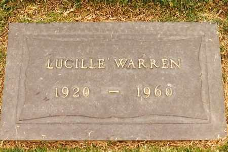 WARREN, LUCILLE - Sebastian County, Arkansas | LUCILLE WARREN - Arkansas Gravestone Photos