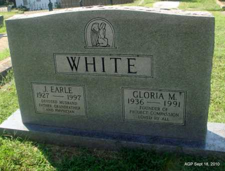 WHITE, GLORIA M - Sebastian County, Arkansas | GLORIA M WHITE - Arkansas Gravestone Photos