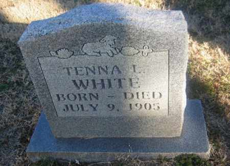 WHITE, TENNA L. - Sebastian County, Arkansas | TENNA L. WHITE - Arkansas Gravestone Photos